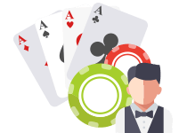 The Best Live Dealer Baccarat Sites